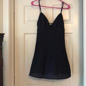 Navy Blue Tobi Dress
